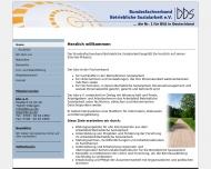 Bundesfachverband Betriebliche Sozialarbeit e.V.- bbs