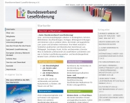 Bild Bundesverband Leseförderung e.V.