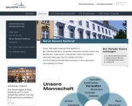 Bild Webseite BWH Bauwerk Hamburg Immobilien Management Hamburg