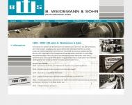 Bild B. Weidemann & Sohn Bauklempnerei GmbH