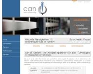 can IT GmbH Warenwirtschaft Boizenburg computer netzwerk
