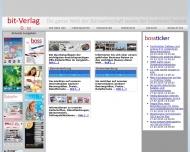 Bild Webseite callas software Berlin