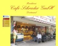 Website Café Schrader