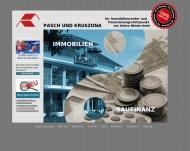 Bild Pasch und Kruszona, Immobilien und Baufinanz Vermittlungs GmbH