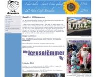 Bild Cafe Jerusalem Missionarische Sozialarbeit ... e.V.