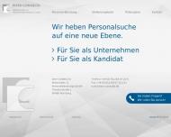 Bild Webseite CC Inter-Consulta Nürnberg