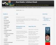 Bild Webseite CDR Betriebsgesellschaft Berlin