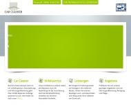 Bild Webseite CCW 2000 Verwaltungs Bremen