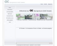 Bild CIC Bauingenieure GmbH Dresden