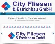 Bild City Fliesen & Estrichbau GmbH