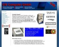 Bild CIS Computer, Ingenieur und Service GmbH