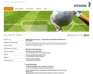 Bild cirosec Mitarbeiter GmbH