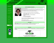 Bild Webseite CIVITAS Immobilien Dresden