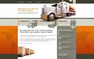 Bild Webseite Cody Logistics Charter Magdeburg