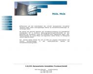 Bild Webseite C.R.E.M. Hanseatische Immobilien Treuhand Hamburg
