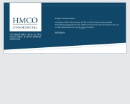 Bild Webseite HMCO Commercial Köln