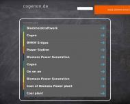 Bild Webseite Cogenon Hamburg