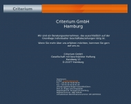 Bild Criterium Capital GmbH & Cie KG