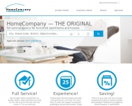furnished flats, apartments, rooms, houses - HomeCompany - Your partner for temporary furnished acco...