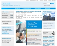 Bild Creditreform Augsburg Frühschulz & Wipperling KG
