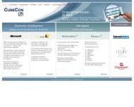 Bild Webseite CUBECON Flensburg