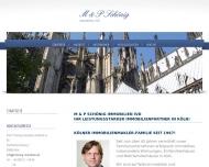 Bild Webseite Schönig Christine Köln