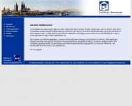 Bild Webseite Splett Immobilien Köln