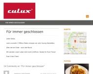 culux - Currywurst Deluxe in K?ln Wie ich es mag