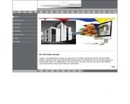 Website CSH media concept