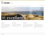Website de Gier