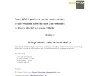 Bild (deep white) Unternehmens- und Wertekultur GmbH