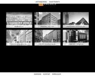 Bild Webseite DC Values Hamburg