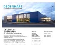 Bild Degenhart Eisenhandel Verwaltungs-GmbH