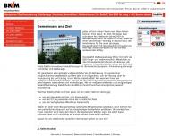Website Bausparkasse Mainz