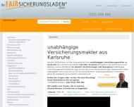 Bild Der Fairsicherungsladen GmbH