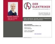 Bild DER ELEKTRIKER Meisterbetrieb Hanke Oelkers e. K.