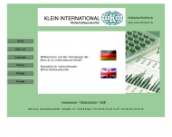 Bild Klein & Co. International GmbH