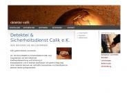 Bild Detektei & Sicherheitsdienst Calik e.K.