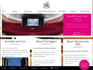Bild Deutsche Mozartgesellschaft eingetragener Verein