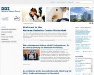 Bild Deutsche Diabetes Forschungsgesellschaft e.V