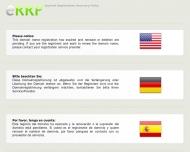 Bild Webseite Deutsche Bauentwicklung München