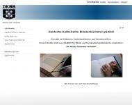 Bild Deutsche Katholische Blindenbücherei Gesellschaft mit beschränkter Haftung