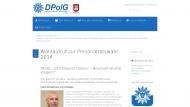 Bild Deutsche Polizeigewerkschaft im dbb e.V.