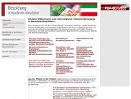 Bild Webseite Deutsche Beamtenwirtschaftsring Düsseldorf