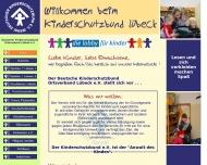 Bild Deutscher Kinderschutzbund Ortsverband Lübeck e.V.
