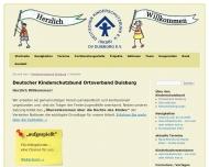 Bild Deutscher Kinderschutzbund (DKSB) Ortsverband