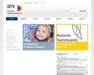 Bild Deutscher Tourismusverband (DTV) e.V.