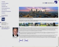 Bild Webseite CON IMMOBILIA Jamal Daoud Frankfurt
