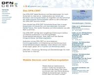 Bild DFN-CERT Services GmbH