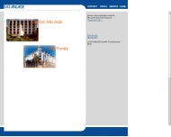 Bild Webseite DG IMMOBILIEN MANAGEMENT-Gesellschaft Frankfurt
